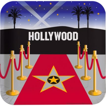 Hollywood feestje