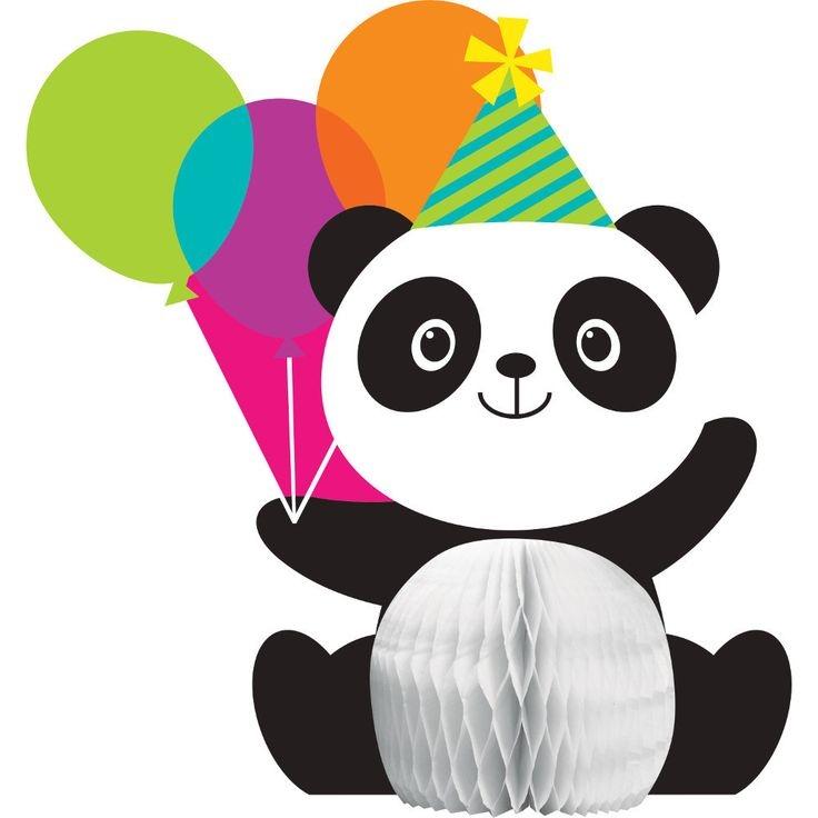Panda feestje