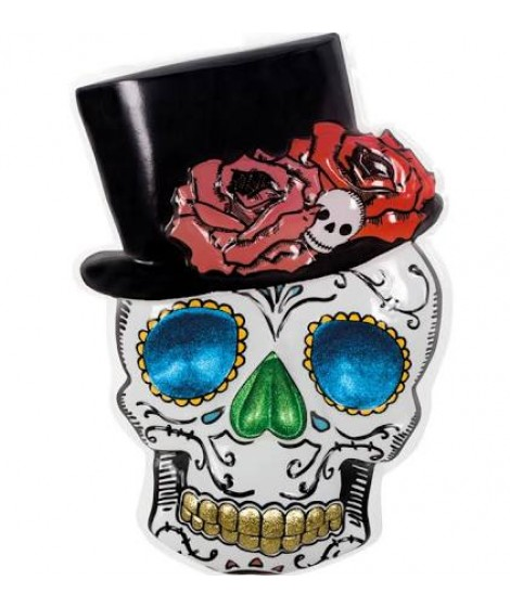 Wanddeco Mr Day of the Dead