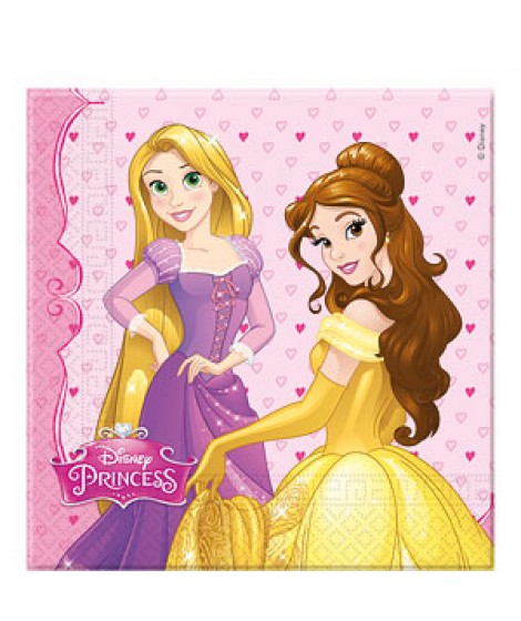 servetten disney prinses