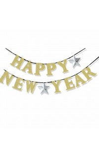 Happy New Year letterslinger, xl
