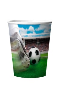 Bekers Voetbalparty, 4st 3D