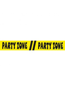 Afzetlint Pary zone