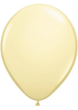 ballon ivoor metallic