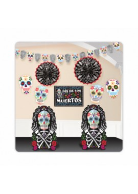 Day of the Dead decoset