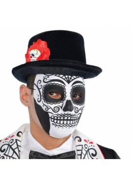 Day of the Dead masker.