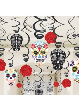 Day of the Dead swirsl