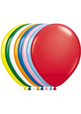 Ballon assorti metallic (100 stuks)