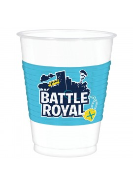 Battle Royale bekers Fortnite