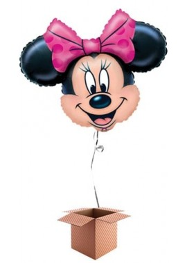 Minnie Mouse folie ballon xl