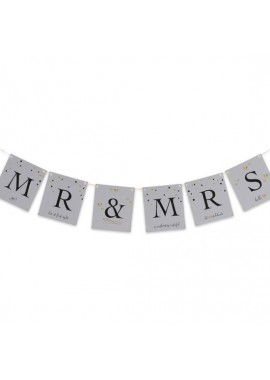 Slinger MR MRS wit