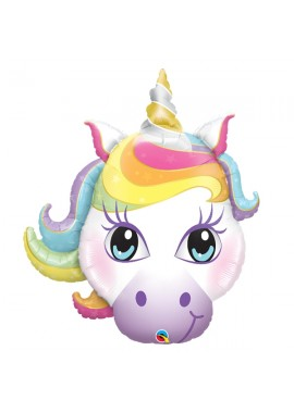 Unicorn folieballon xxl